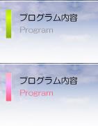 プログラム内容