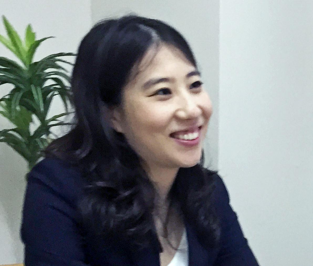 橋場 優子(はしば ゆうこ)